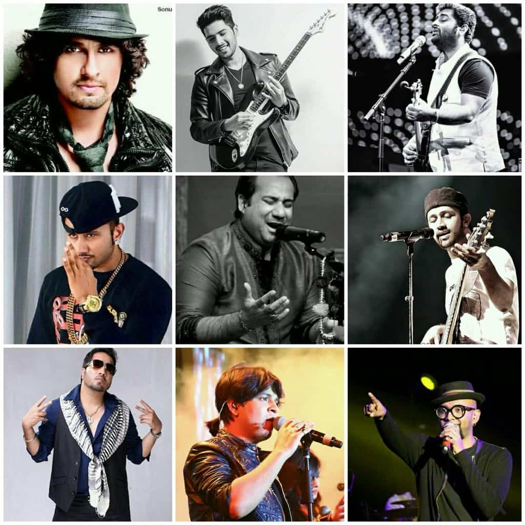 Top 10 Most Popular Bollywood Singers of 2017
